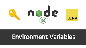 environment variables in node js