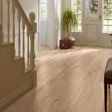room in light oak flooring dark