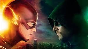 flash green arrow arrow tv series