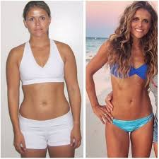 Tone It Up Before and After Weight-Loss Photos | POPSUGAR Fitness