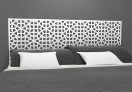 Moroccan Style Headboard Decal Vinyl Wall Sticker Decal Etsy