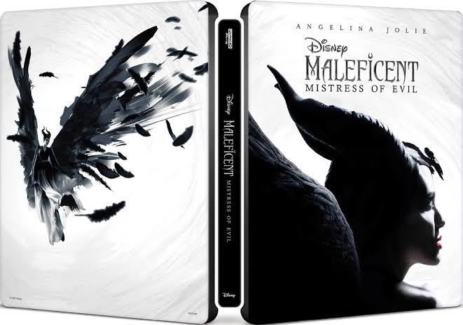 """ผลการค้นหารูปภาพสำหรับ Maleficent: Mistress of Evil (2019) bluray"""""""