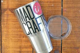 Personalize Your Ozark Trail Tumbler With Vinyl Mad In Crafts