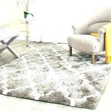 fluffy area rug davidjpeterson co