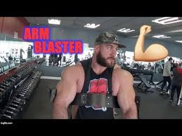 hit arm blaster workout you
