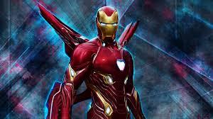 iron man bleeding edge armor hd