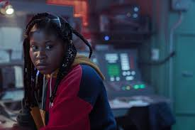 Dominique Fishback: We never get to see black girls taking up space on  screen | London Evening Standard