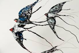 Wildlife: Celia Smith Sculpture|Robert Greenhalf Paintings ...