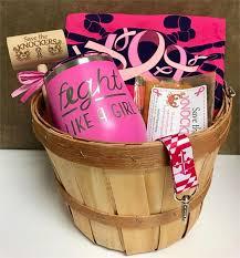 t cancer gift basket