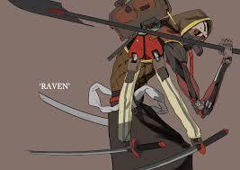 ArtStation - Raven, Wesley Kang
