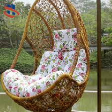 outdoor leisure swing garden furniture