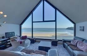vente villa contemporaine bord de mer