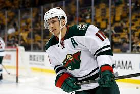 Zach Parise out 'week-to-week' with lower-body injury