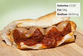 10 worst fast food sandwiches