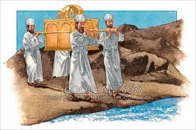 Image result for Moses and Ark of Covenant