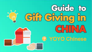 gift giving in china