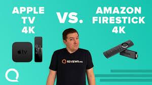 Apple TV 4K vs. Amazon Fire Stick 4K | 4K Streaming Battle - YouTube