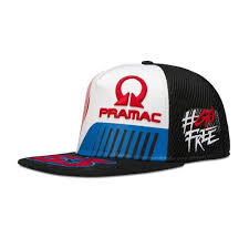 Pramac Ducati Flat Peak Cap Francesco Bagnaia 63 MotoGP Official 2020 | All  Stars Direct allstarsdirect.co.uk