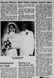 Bonnie and Mark - Newspapers.com