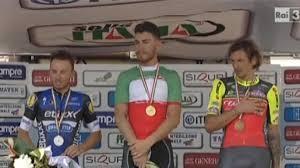 Campionato Italiano di Ciclismo 2017: percorso dei professionisti