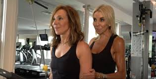 Mary Ann Browning and Rosanna Scotto – East Hampton