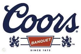Coors Banquet Sticker Decal Beer Bar Vinyl Huge 12 165648158