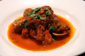 Italian Stewed Octopus (Polpi in Umido ...