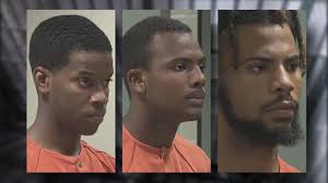 Trio charged in double fatal shooting appear in Cumberland County ...