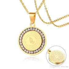 verse prayer pendants necklaces