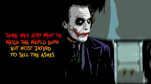 famous quotes from the joker quotesgram