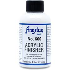 angelus brand acrylic leather paint
