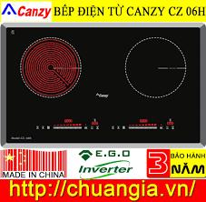 Bếp Từ Hồng Ngoại Canzy CZ 06H, Giá tháng 6/2020