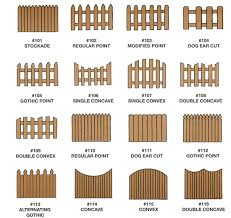 wood fence panels 25523 beautify your