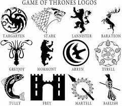Stark Vinyl Decal Sticker Car Window Laptop Game Of Thrones Logos Usa Seller 3 99 Picclick