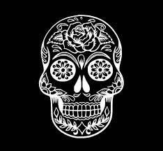 Sugar Skull Car Decal Trendydelights Com