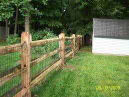 Country Backyard Best Fencing Google Search Cheap Fence Backyard Fences Fence Design
