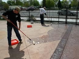 concrete sealers choosing and applying