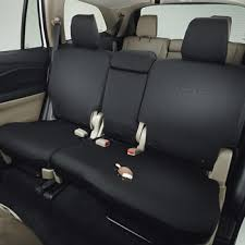 seat covers 2nd r0w honda interior