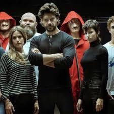 La casa di carta 3' dal 19 luglio su Netflix, gli attori: Si farà ...