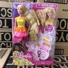Búp Bê Barbie Xinh Xắn Đáng Yêu Làm Quà Sinh Nhật Cho Bé Gái