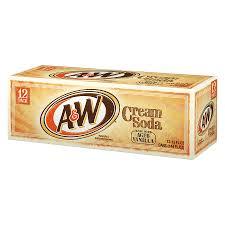 a w cream soda cream walgreens