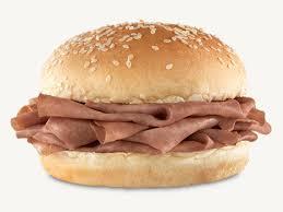 roast beef sandwich clic nutrition
