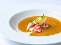Lobster and Cornish Crab Bisque ...