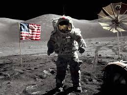 Gene Cernan, last astronaut on the moon, dies at 82 - Chicago Tribune