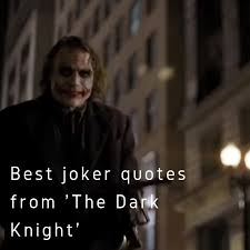 best joker quotes from the dark knight ▷ tuko co ke