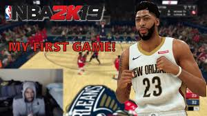 nba 2k19 play now gameplay my