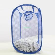 mesh washing laundry basket her