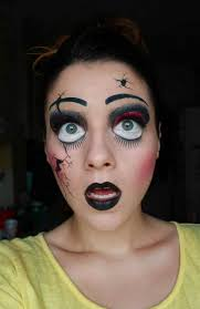 halloween makeup for women 60 creepy