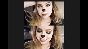black cat makeup tutorial