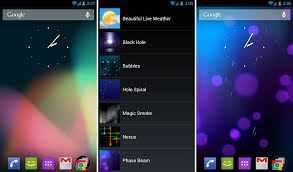 how to set an android live wallpaper